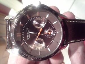 Kenneth Cole mens chronograph watch