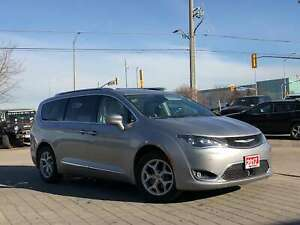 2017 Chrysler Pacifica *LEATHER*PAN ROOF*ADV SAFETY TEC*NAVI