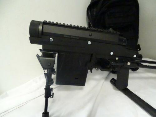 Carmatech SAR12C with Vortex Crossfire II 3-9x40  scope HHA Speed Dial
