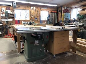 General Canada 350 table saw mint condition