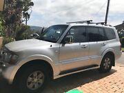 mitsubishi Pajero exceed Valentine Lake Macquarie Area Preview