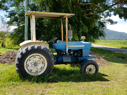 Ford 4000 40hp tractor
