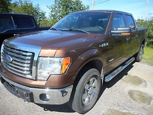 """2011 Ford F-150 4WD SuperCrew 157"""" X"""