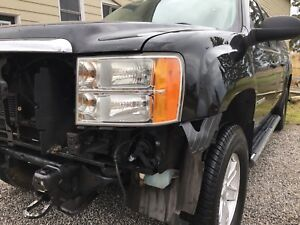 2007-2013 Silverado Sierra Headlight Driver Side
