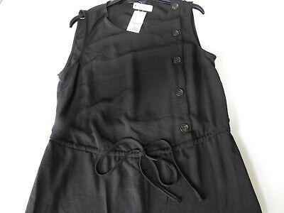 George, Ladies pant suit, size 42, Black, new w/tags