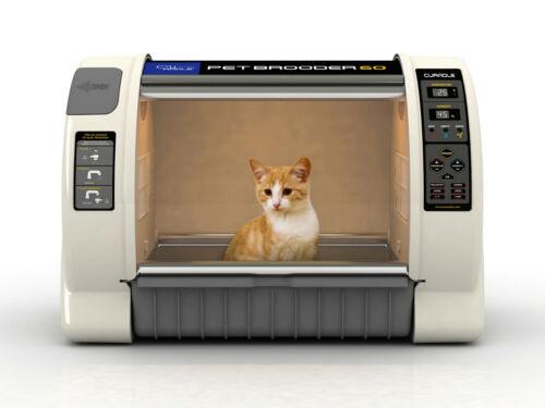 Rcom Curadle pet icu incubator B60n automatic New model can add O2 US 120v