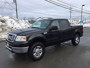2008 Ford F-150 XLT, 4by4, Crew Cab, Inspected