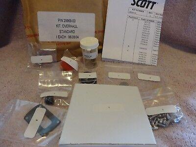 Scott Repair Kitair Mask Regulator Standard Overhaul Kit 28969-00 Scba Fireres