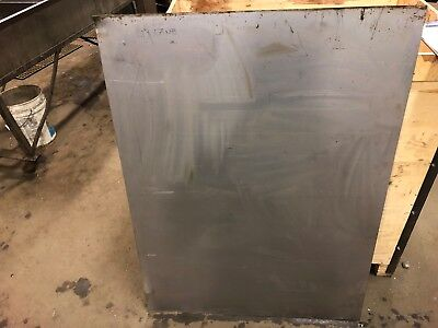 0.1 X 35.75 X 48 Long 430 Ss Stainless Steel Flat Bar Plate Sheet