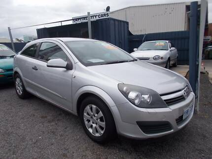 2006 Holden Astra CD Coupe