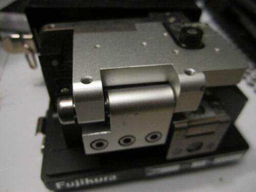 Fujikura High Precision Optical Fiber Cleaver CT-04
