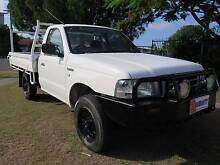 2005 Ford Courier PH 4x4 Turbo Diesel  Ute Southport Gold Coast City Preview