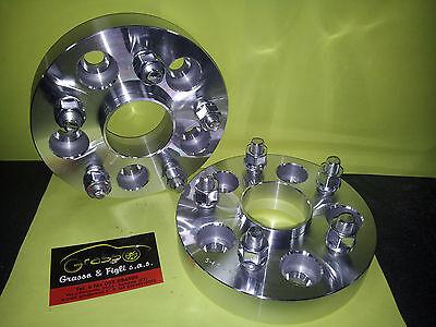 Coppia Distanziali Ruota SUZUKI GRAND VITARA JT 2006> 5x114,3 30mm Wheel Spacers