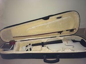 White Violin Smithfield Parramatta Area Preview