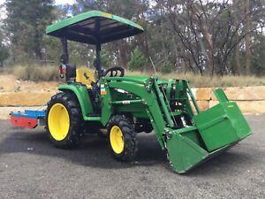 John Deere Tractor 3036E Glenorie The Hills District Preview