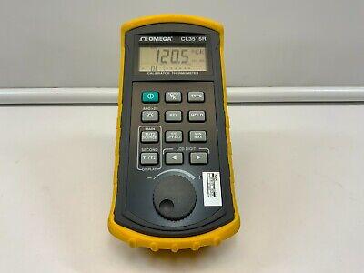 Omega Cl3515r Calibrator Thermometer Rare
