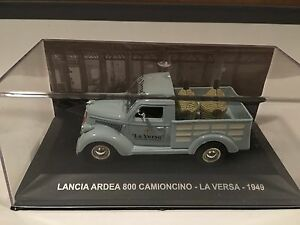 VEICOLI-PUBBLICITARI-SOFIA-N-86-LANCIA-ARDEA-800-CAMIONCINO-1949-LA-VERSA
