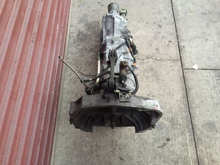 Subaru WRX 5 speed gearbox ej25 turbo Newington Auburn Area Preview