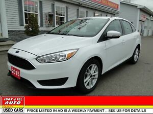 2015 Ford Focus SE AS LOW AS $54.00 A WEEK