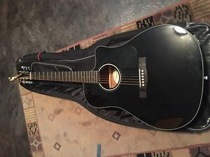 Fender Acoustic/Electric CD-60CE guitar for sale
