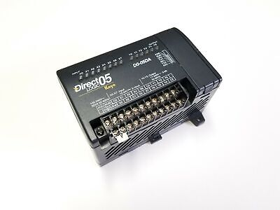 Automation Direct D0-05da Direct Logic Koyo Plc 100-240vac