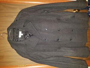 Calvin Klein mens pea coat