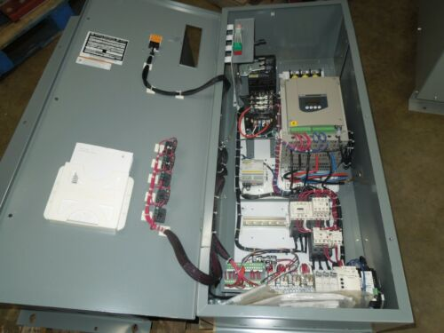 Square D 8638-48UJG4N Altistart 48 Soft Starter 30/40HP 3ph 460VAC ATS48D62Y