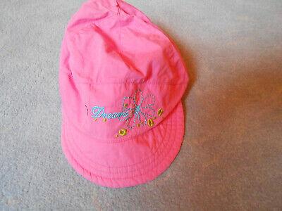 Sterntaler Kappe Basecap, Cap, Baseball Mädchenkappe Baumwollkappe 55 cm