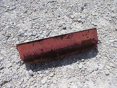 Farmall International 100 130 A Sa B Bn Tractor Ih Ihc Tool Box Under Seat Pan
