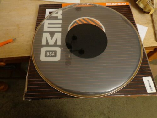 Remo WeatherKing Control Sound  Clear Black Dot 18 Inch Drum Head