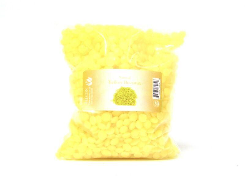 Yellow+Beeswax+-+100%25+Natural+-+Candles+-+Melts+-+Soaps+-+Balms+-+240g