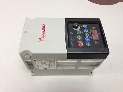 Allen Bradley Powerflex 40 22b-a5p0n114 1hp Refurbished