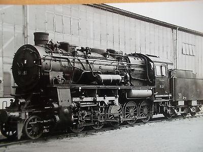 Foto Dampflok 58261 Engelsdorf 1981 Leipzig Lokomotive  DR Reichsbahn DDR
