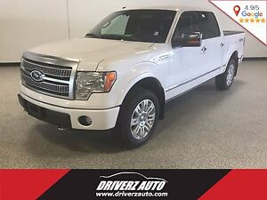 2012 Ford F-150 Platinum CLEAN CARPROOF, REMOTE START, LEATHER