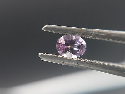 Luc Yen Spinel, 0.2ct, pinkish colour, oval cut