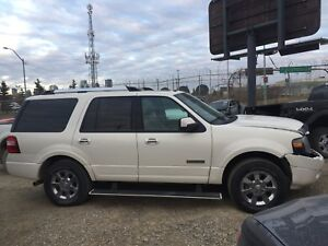 2010 Ford Expedition, for parts only