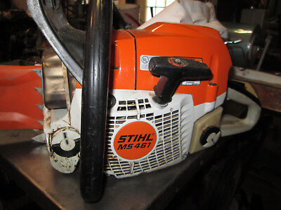 Stihl MS362 make a big cranked saw with 440 crank head spacer only
