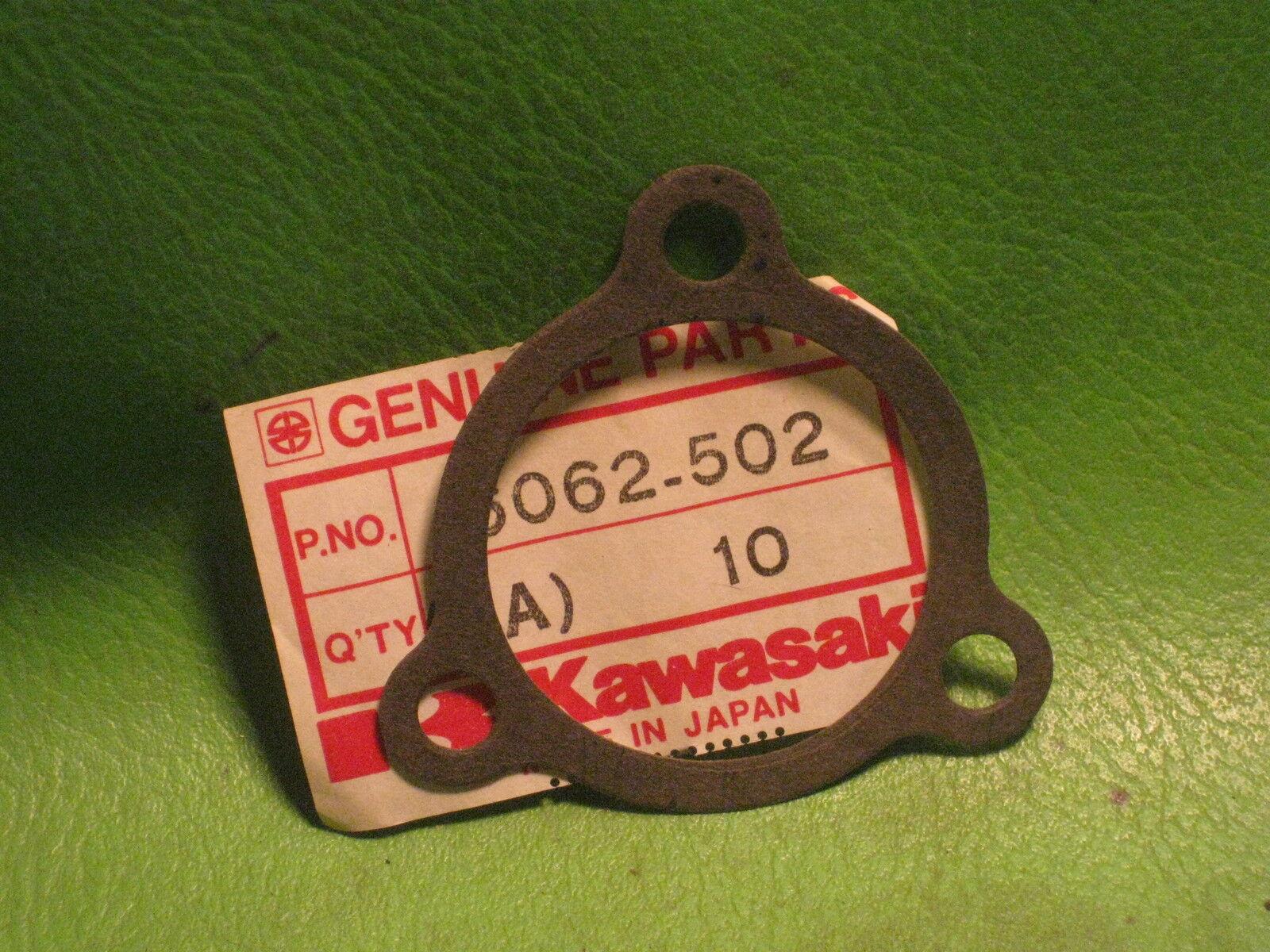 KAWASAKI JS300 JS440 JS550 WSA JET SKI  INTAKE CASE LOWER GASKET OEM#16062-502