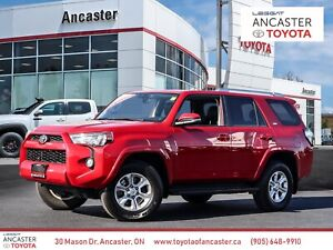 2018 Toyota 4Runner SR5 - SUNROOF|LEATHER|CAMERA|LOW KMS