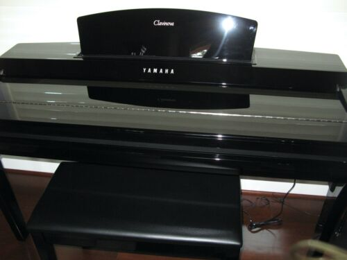 Yamaha CVP-709 Clavinova Digital Piano - Polished Ebony