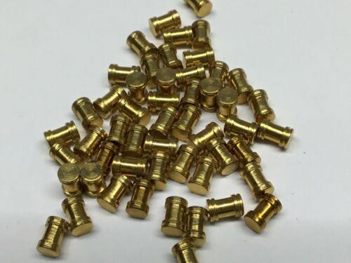 AMERICAN LOCK SECURITY PINS APKG3653010 TOP/DRIVER SPOOL PIN 50 PACK