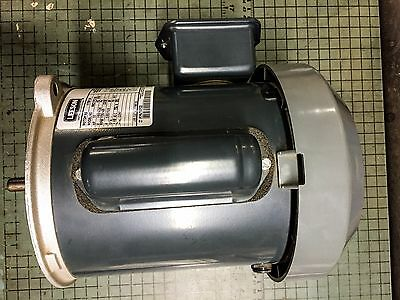 Choretime Motor 1 Hp 1725 115208-230 56yz Feed Auger Replacement Motor