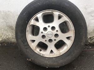 2001-2004 Jeep Grand Cherokee rims (4)