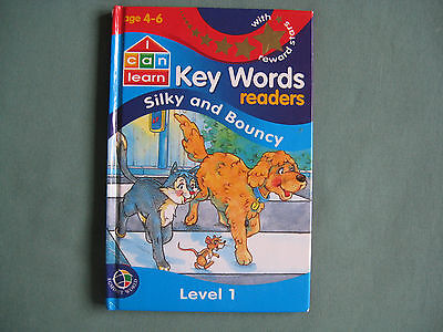 Egmont World Key Words Readers Silky And Bouncy level 1 ISBN 0749840978