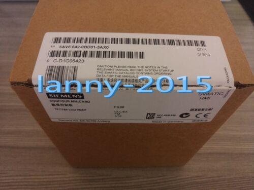 1pc New Siemens 6av6 642-0bd01-3ax0