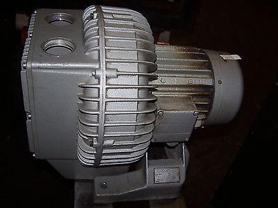 Rietschle 3.6 Kw 2 Npt Regenerative Vacuum Blower Type Skp 35826-02