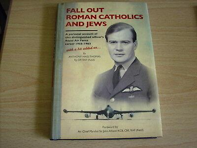 Fall Out Roman Catholics RAF Khormaksar Aden Venom Hunter Meteor De Havilland