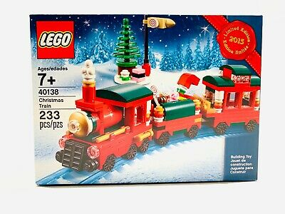 LEGO Creator Holiday Christmas Train Sealed 40106/40107/40138/40193