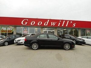 2010 Ford Fusion SEL! HEATED LEATHER SEATS!