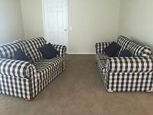 2 Lounges - Excellent Condition!! OFFERS ABOVE $300 Woodbine Campbelltown Area Preview